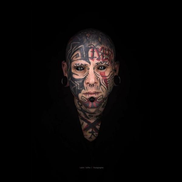 Le ``eyeball`` tattoo