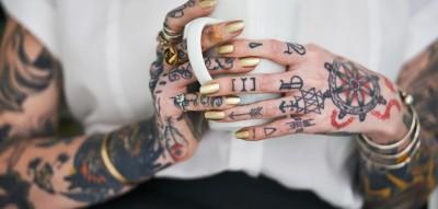 Les tatouages les plus tendances du moment.