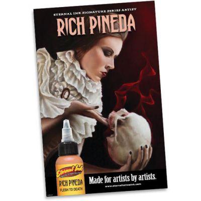 Flesh to Death par Rich Pineda (12 bouteilles 1oz)