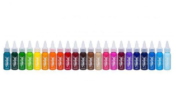 Shadink Colors Individual (2oz)