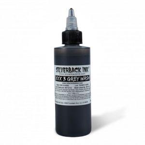 Silverback ink XXX3 gray wash (4oz)